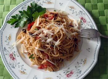 spaghettinisalat