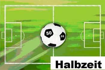 Halbzeit/Endstand