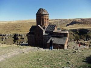 Gregorkirche in der Ruinenstadt Ani