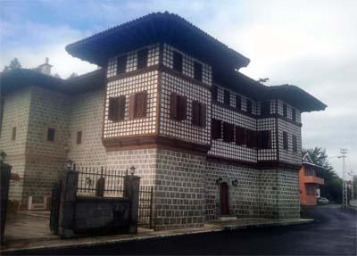 Herrenhaus in Ostanatolien