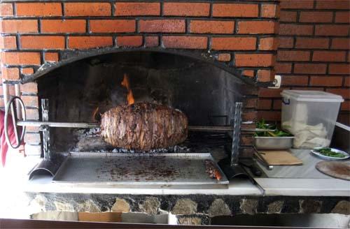 Kebab in Kars