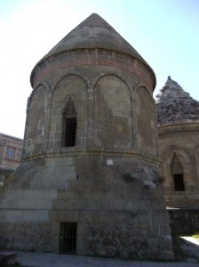 Mausoleum in Erzurum