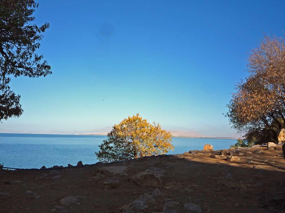 Die Klosterinsel Akdamar im Van-See