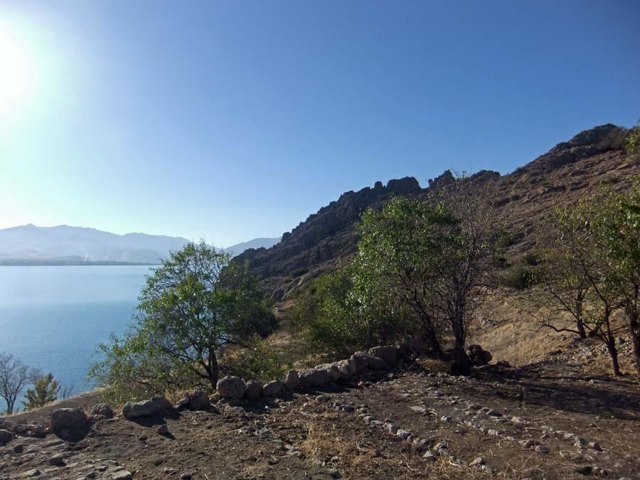 Die Klosterinsel Achtamar