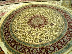 Teppich aus Van