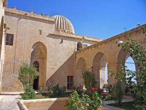 Klosteranlage in Ostanatolien