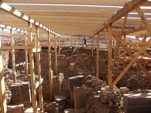 Ausgrabungsstätte Göbekli Tepe