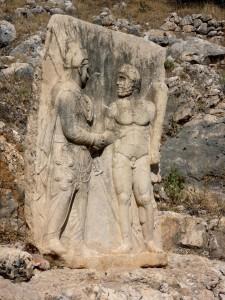 Herakles und Antiochos I