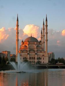 Sabancı-Merkez-Moschee in Adana