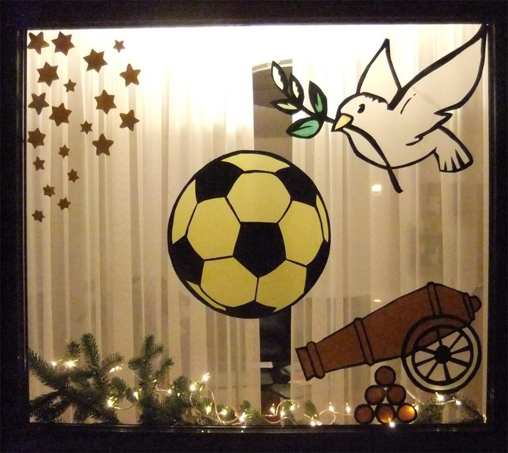 19. Dezember 2014 - Adventfenster Schwemlein