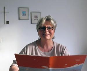 Christa Schwemlein - ein Gesicht für den Pfarrgemeinderat 2015