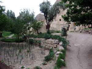 Keslik Kloster in Kappadokien