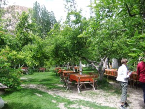 Picknick in Kappadokien