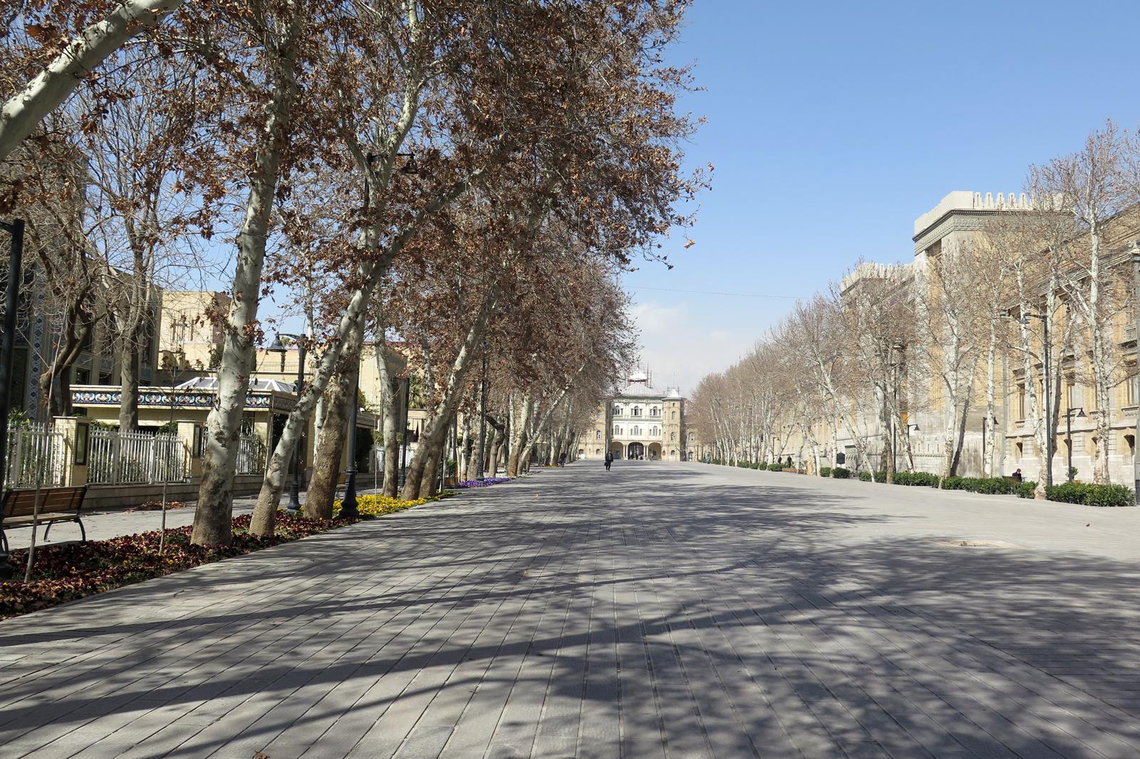 Teheran Regierungsbezirk