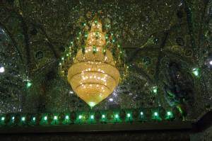 Imamzadeh Hossein von Innen