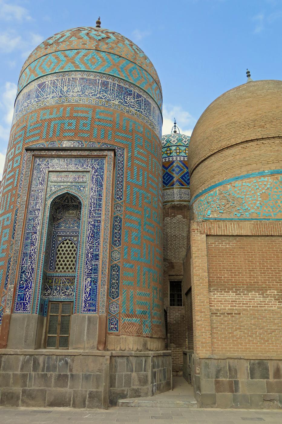 Grabstätte von Safi- al Din