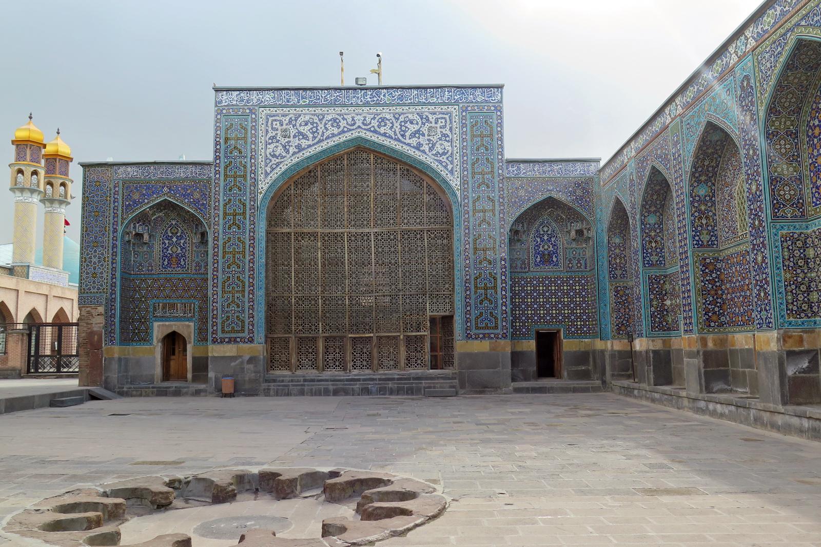 Sheik Safi Heiligtum Ardabil