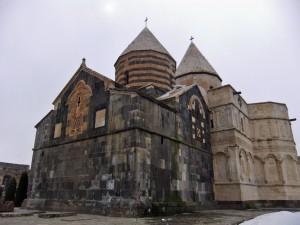 Thaddäuskirche im Iran