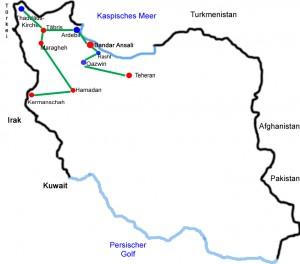 Hamadan-Kermanschah