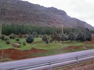 Durch das Zagrosgebirge