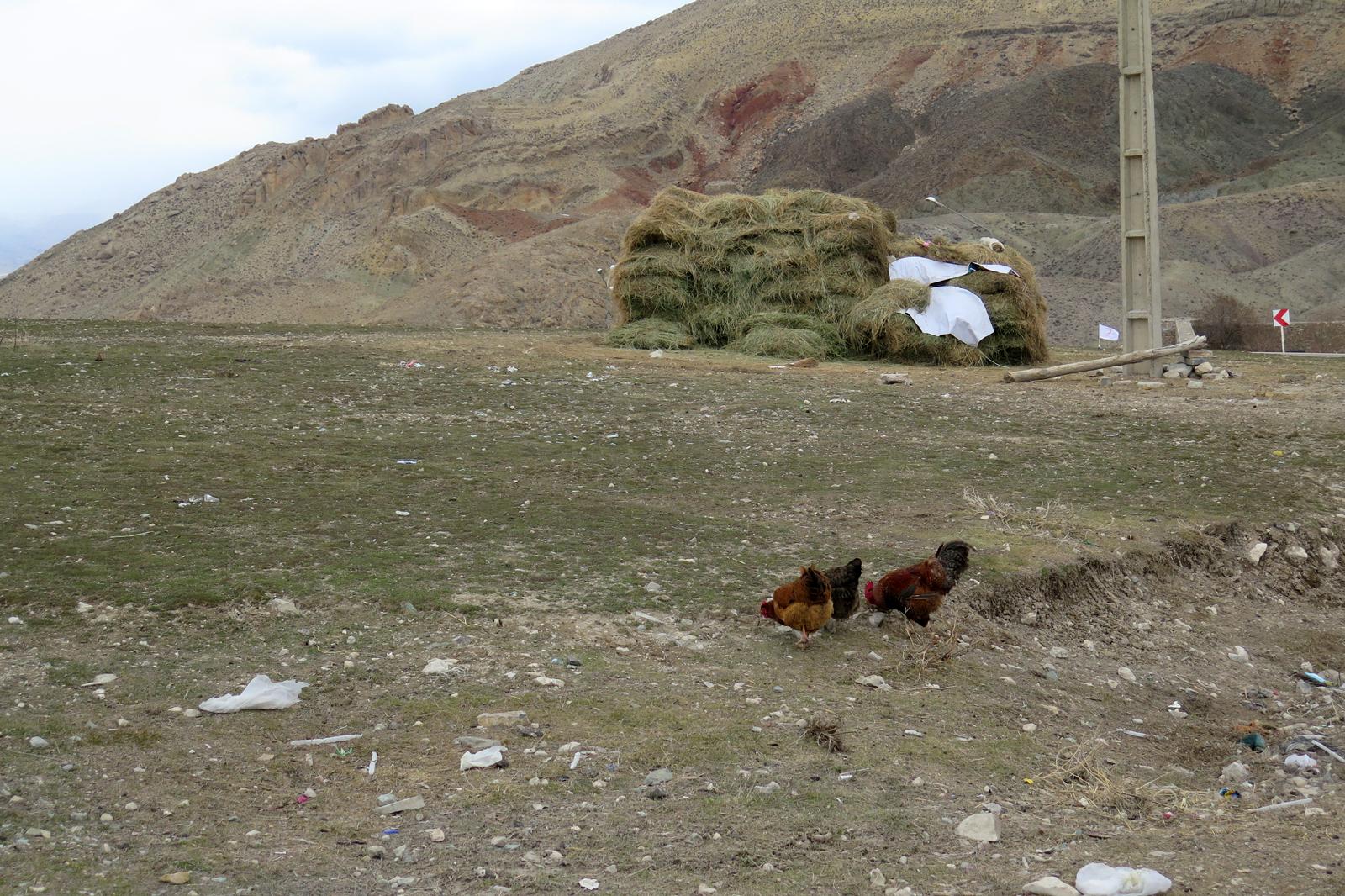 Durch das Hochland von Ostazarbaidjan