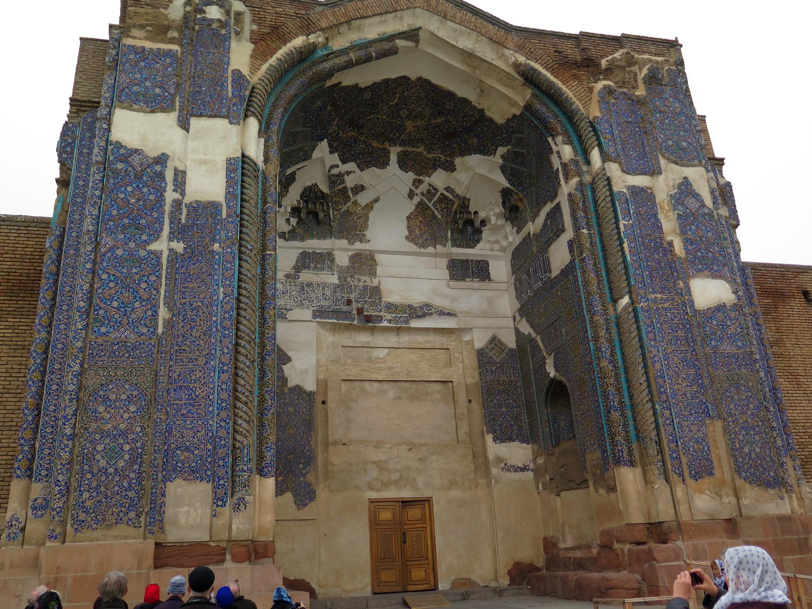 Blaue Moschee in Täbris