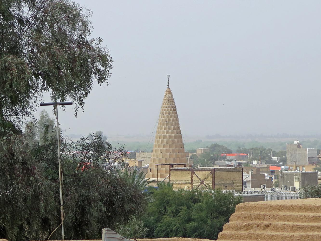 Daniels Grab in Susa - Iran
