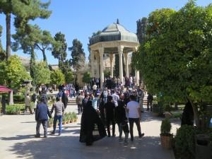 Mausoleum Hafiz