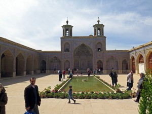 Rosenmoschee in Shiraz - Iran