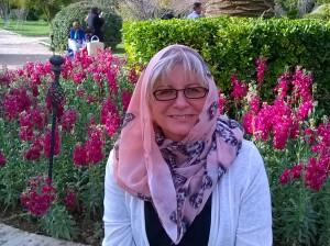 Im botanischen Garten in Shiraz - Iran